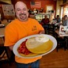 The Ugly Rooster Cafe – Colossal Pancake Challenge