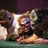 Zombie Brain Eating Competition